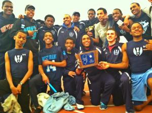 West Orange Indoor Track and Field - North 1 Group 4 Sectional Champions!